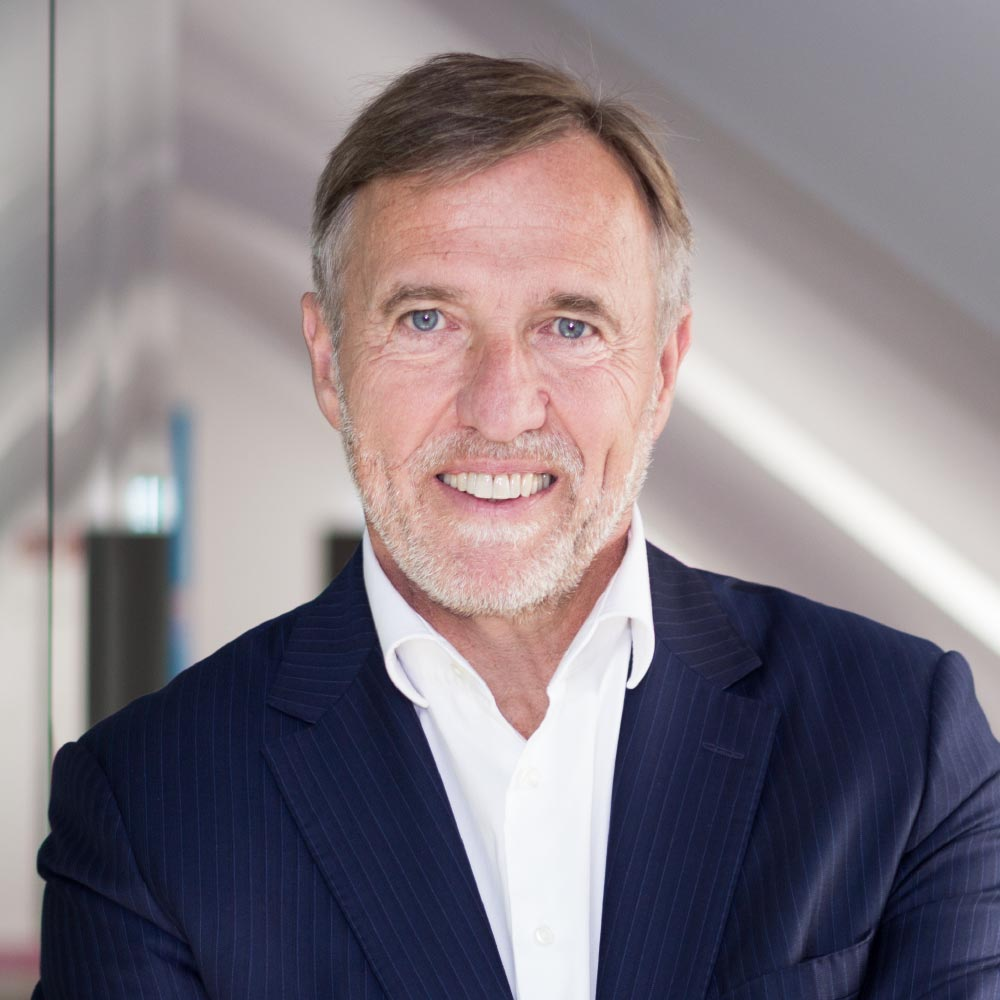 Klaus-Jürgen Meier   Vorstandsvorsitzender