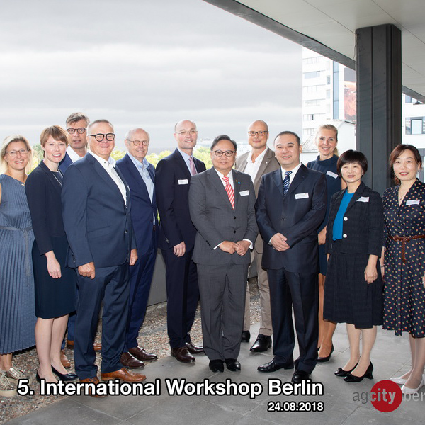 Internationaler Workshop 2018